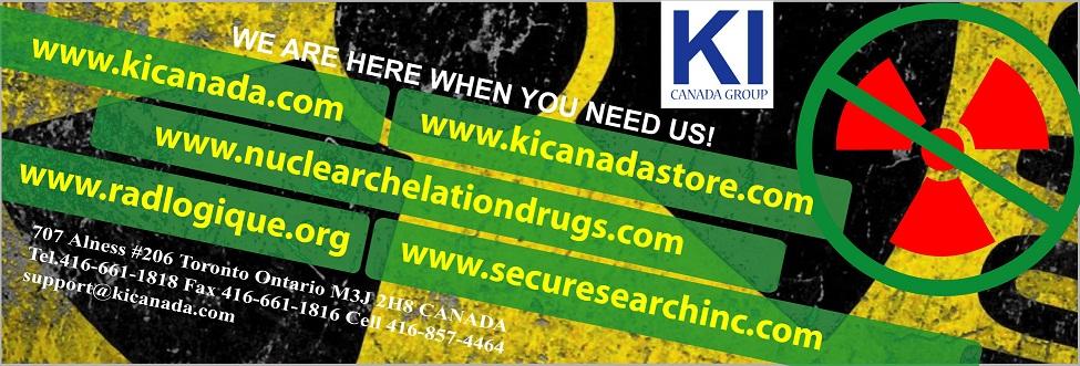 Ki Canada Launch Page
